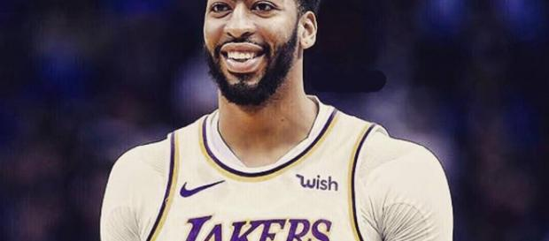 The Lakers plan to make a monster offer for Anthony Davis [Image by lebron.king.james / Instagram]
