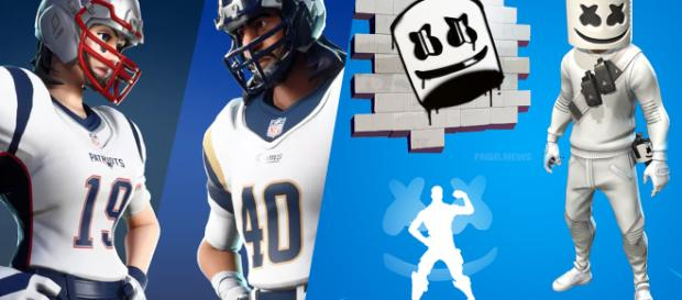 Two more events are coming to Fortnite Battle Royale. Credit: Own work