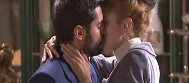 Una Vita: nelle prossime puntate Victor tradirà Maria Luisa con Elvira.