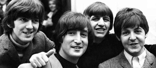The Beatles team up with Peter Jackson for a new film