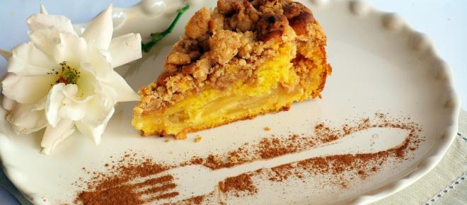 Ricetta torta mele cannella senza lattosio: l'aroma delle spezie in un dessert alla frutta