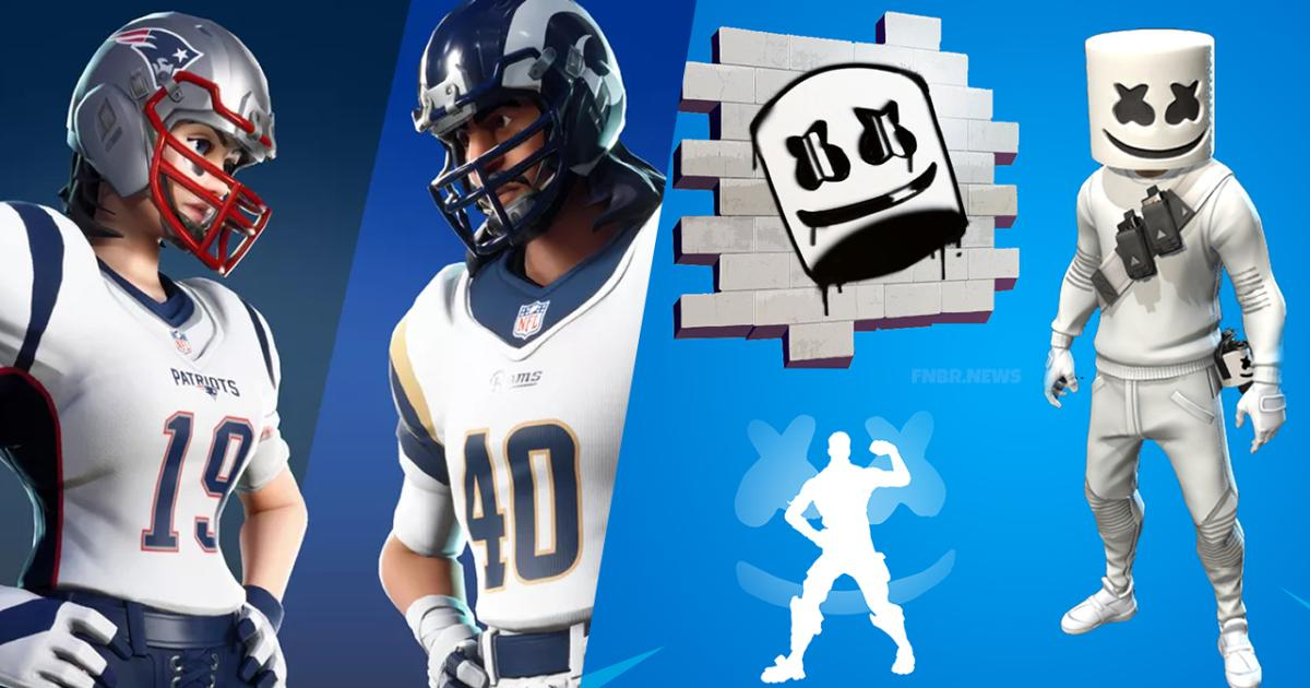 fe213a4e65c Two new events coming to Fortnite Battle Royale this week include the NFL  Super Bowl