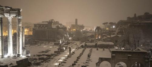 Big Snow: forti nevicate in tutta Italia