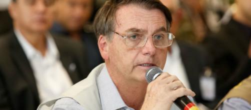 Bolsonaro quer incluir os militares na reforma da Previdência, segundo informou o secretário especial (Isac Nóbrega/Presidência da República)