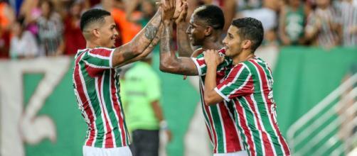 Fluminense vem alegrando o seu torcedor em 2019 (Divulgação/Fluminense FC)