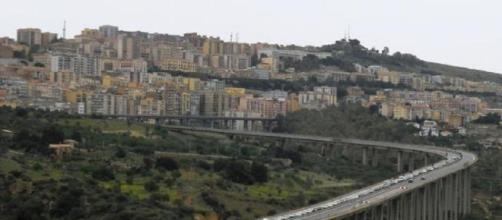 Ponte Morandi di Agrigento chiuso da Febbraio 2016