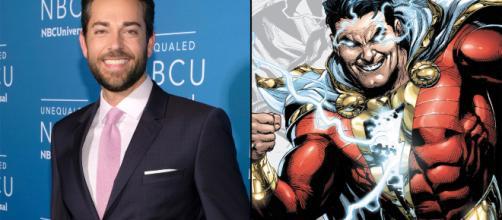 Shazam: Zachary Levi to star in DC superhero movie | EW.com - ew.com