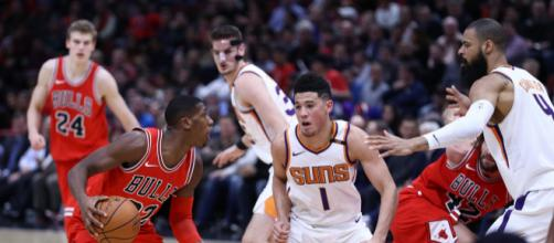 Suns wrangle Bulls, time to downshift Pistons - Valley of the Suns - valleyofthesuns.com