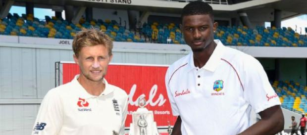 Eng v WI 2nd Test live streaming on Sky Sports cricket (Image via ICC/Twitter)