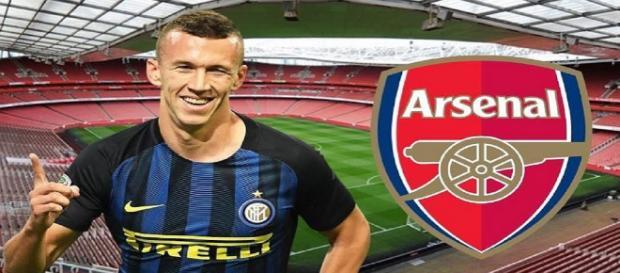 Inter, ultimo tentativo dell'Arsenal per Perisic