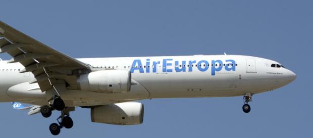 Sepla pide a Air Europa más seguridad para las tripulaciones