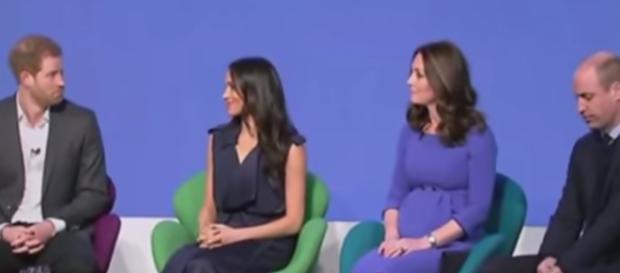 TLC's Kate v. Meghan: Princesses at War will air on February 5 - Image credit- TLC official trailer via ET | YouTube