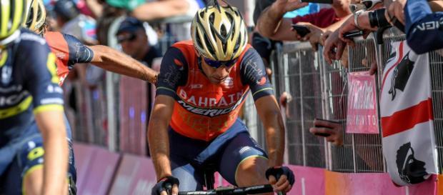 Vincenzo Nibali debutterà allo UAE Tour