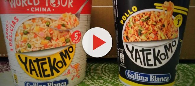 Gallina Blanca no va a poder utilizar la marca Yatekomo por orden judicial