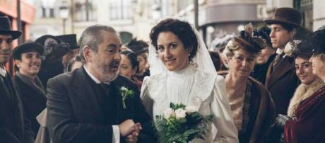 Anticipazioni Una vita: Lolita si sposa