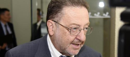 Riccardo De Corato, Assessore alla Sicurezza di Regione Lombardia.