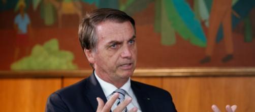 Bolsonaro irá morar no Palácio da Alvorada (Crédito: Alan Santos/PR)