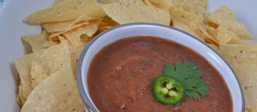 Chips and salsa: Mexican food. - [stacibrindle / Pixabay]