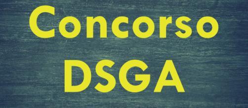 Concorso DSGA prevede due prove scritte