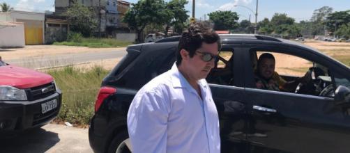 Empresário agrediu esposa ( Henrique Coelho/ G1)