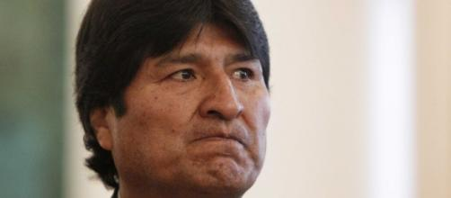 Evo Morales Aima Presidente de Bolivia