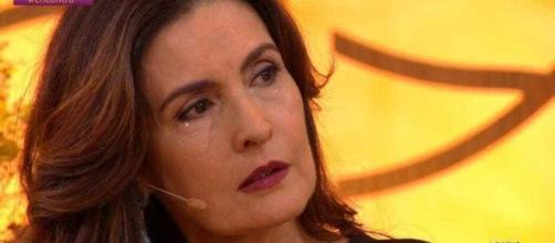 Fátima fala sobre fim do casamento (reprodução TV Globo)
