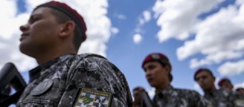 Força Nacional será enviada ao Ceará (Crédito: Agência Brasil)