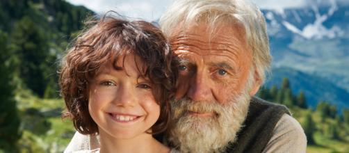 Heidi: il film in tv su Rai 1 e in streaming sul sito e sull'app Raiplay sabato 5 gennaio - variety.com