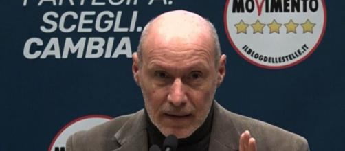 Le dure critiche di Gregorio De Falco al M5S