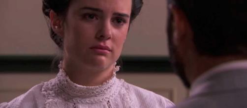 Maria Luisa Palacios rifiuta di sposare Victor Ferrero.