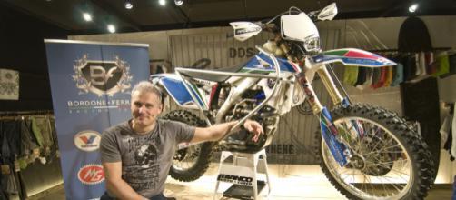 Nicola Dutto primo pilota paraplegico a disputare la Dakar in moto