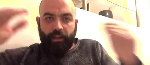 Saviano a Salvini: 'Smettila di fare il pagliaccio. stai mentendo' (VIDEO)