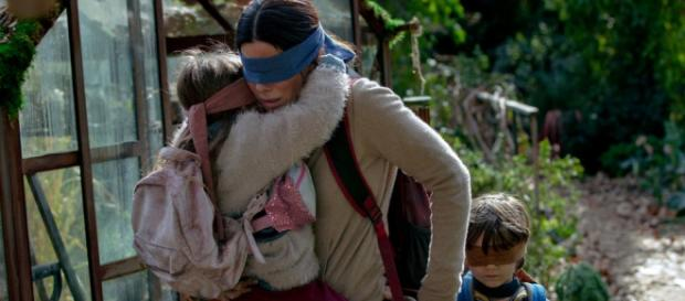 """The Monster In 'Bird Box' Looked Like A """"Long Fat Baby"""" With A ... - bustle.com"""