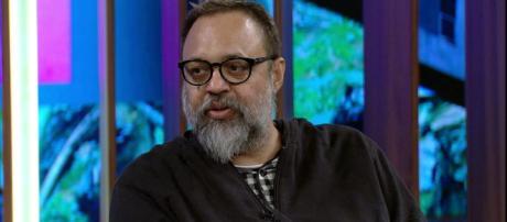Cantor sofreu um segundo AVC (Crédito: reprodução TV Globo).