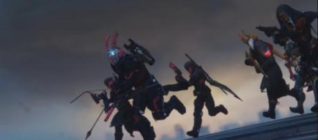 Image from 'D2's' Scourge of the Past trailer. - [destinythegame / YouTube screencap]