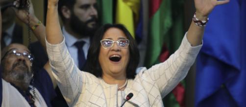 Ministra Damares Alves (Arquivo Blasting News)
