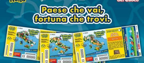 Diretta Lotteria Italia, l'estrazione di stasera in tv e streaming su Rai Uno e RaiPlay