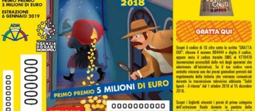 Lotteria Italia 2019 i biglietti vincenti elenco tagliandi -