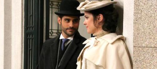 Trame iberiche Una Vita: Maria Luisa torna ad Acacias 38 per le nozze del fratello