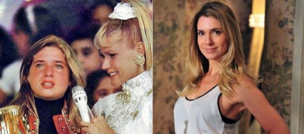 Atriz consolidada na Globo, Letícia foi a paquita Pituxa. (Foto Reprodução)