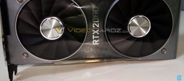 Nvidia Geforce RTX 2060: Canadian retailer recently listed Gigabyte gaming model. Image credit:Gamer Meld/YouTube screenshot