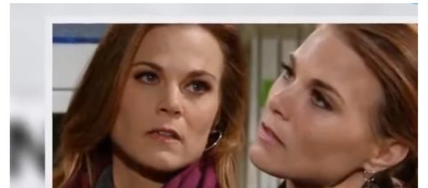Phyllis will be slapped by Victoria. - [Updated Spoilers BB YR GH / YouTube screencap]