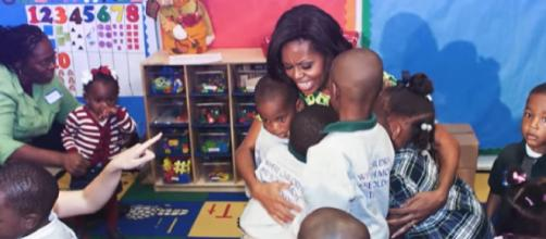 A look back at former First Lady Michelle Obama's impact on America. [Image source/TheEllenShow YouTube video]