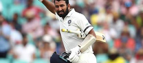Another Pujara ton makes Australia toil Photo- Image credit -( times channel/youtube screencap)