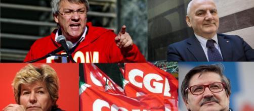 Landini e Colla si sfidano per la segreteria CGIL, decisivi i pensionati