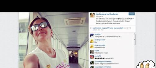 Paura per Barbara D'Urso a Cuba: arriva un'inondazione