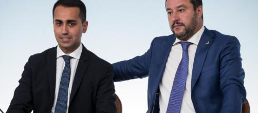 Pensioni e lavoro, atteso decreto su quota 100 e reddito di cittadinanza, Salvini e Di Maio al lavoro