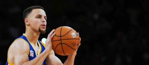 Steph Curry a sorti un gros match contre Sacramento