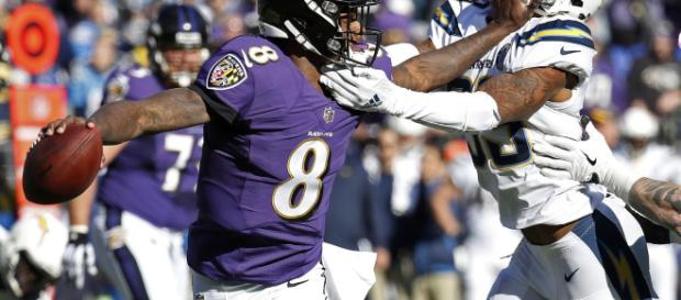 6 best plays in a Chargers-Ravens game that was actually good ... - sbnation.com