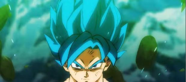 Dragon Ball Super: Broly, Fight between Whis and Broly leaked online. Image credit:IGN/YouTube